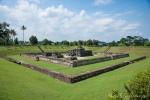 Tempelanlage, die 8 Meter unter der Erde liegt - Candi Sambisari