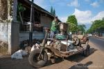 Hier kommt die Reismühle zum Kunden