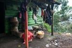 Behausung der Schwefelarbeiter