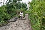 Weg zum Vulkan Papandayan