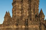 Tempel der Prambanan-Anlage