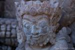 Tempel Pura Beji im Ort Sangsit