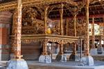 Reich verzierter Tempel - Pura Tirta Empul
