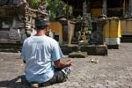 Im Tempel Gunung Kawi