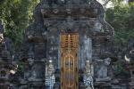 Eingang zum Tempel Goa Lawah