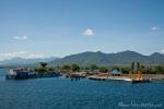 Fährhafen von Bali