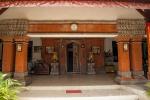 """Hinter den Mauern des Palast Puri Agung Kerambitan geht es ganz """"normal"""" zu"""
