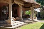 Haupthaus des Puri Taman Sari in Mengwi