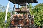 Glockenturm des Reichstempels Pura Taman Ayun