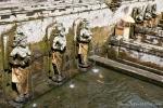 Heilige Quellen in Goa Gajah