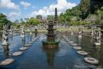 Der Wasserpalast Taman Tirtagangga ist eine sehr kunstvolle Anlage