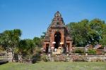 Tor im Palast Taman Gili