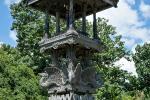 Glockenturm des Pulaki Tempels