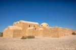 Wüstenschloss Qusair Amra, eine Art Jagdschloss in der Wüste