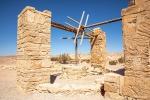 Wüstenschloss Qusair Amra, Brunnen