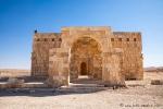 "Wüstenschloss ""Qasr Al Hallabat"", Moschee"