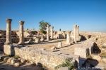 Reste der Zitadelle auf dem Jabal el Qala'a, Amman