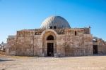 Umayyaden-Palast Al-Qasr auf dem Zitadellen-Hügel von Amman