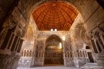 Im Inneren des Umayyaden-Palastes Al-Qasr, Amman