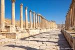 Säulengang in Jerasch