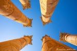 Die schönsten Säulen in ganz Jordanien