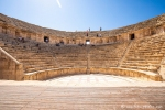 Eines der Amphittheater in Jerasch