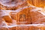 Rote Felsen von Petra