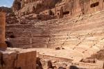 Das römische Theater von Petra