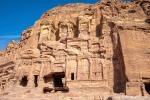 Die gigantische Königsgräber-Wand