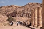 Cardo Maximus - Kollonadenstrasse in Petra