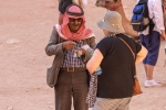 Das Geschäft mit den Touristen