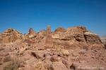 Obelisk auf dem Plateau