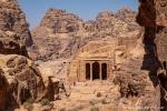 Gartentempel in Petra