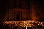 Das Schatzhaus im Kerzenlicht