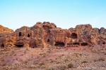 Felsengräber in Petra