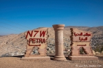 Touristenhochburg Petra