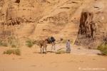 """Die """"Einheimischen"""" im Wadi Rum"""