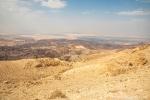 Im Hochland von Jordanien