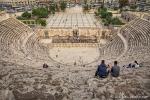 Antikes Amphitheater in Amman