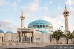 King Abdullah I. Moschee, Amman