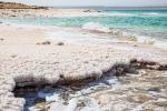 Salzformationen am Toten Meer