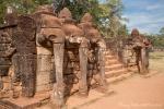 Terrasse der Elefanten