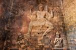 Reliefs im Prassat Kravan
