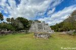 "Archäologische Ausgrabungsstätte \""El Meco\"""