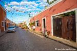 In den Straßen von Valladolid