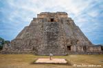 Die Pyramide des Zauberers, Uxmal