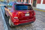 Unser treuer Wegbegleiter, ein SUV Chevrolet TRAX LT