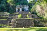 Totenkopftempel, Palenque