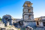 Palast mit Beobachtungsturm , Palenque