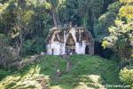 Blattkreuztempel, Palenque